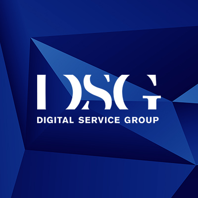 Digital Service Group – Rebranding campaign