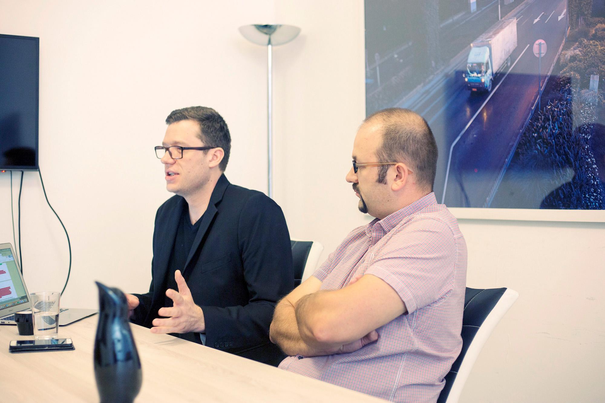 Eljött a smart kreatívok kora? – Interjú Batta Barnabással, a MITTE Communications vezetőjével és Könyves Viktorral, az ADDICT Interactive stratégiai igazgatójával