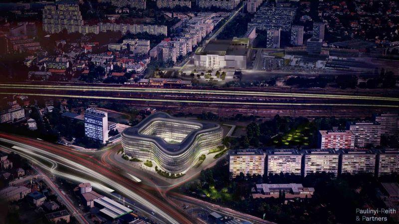 Kelenföldi városfejlesztési projektről kommunikáltunk