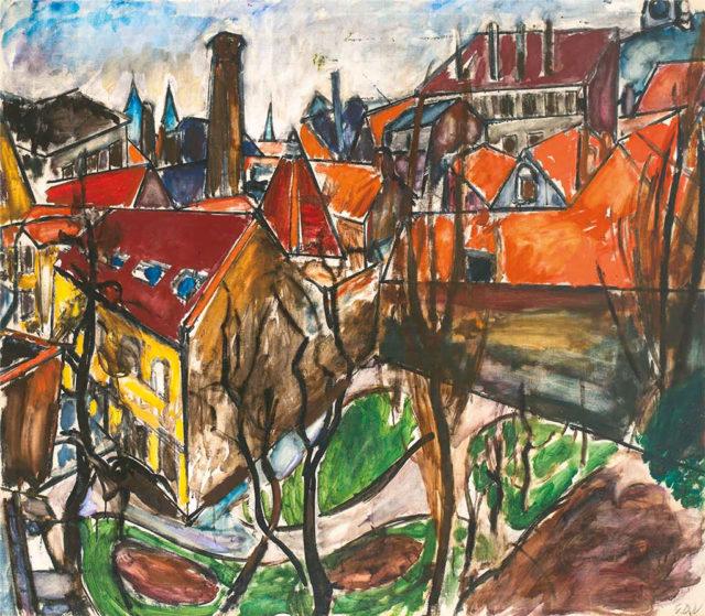 Dénes Valéria: Bruges