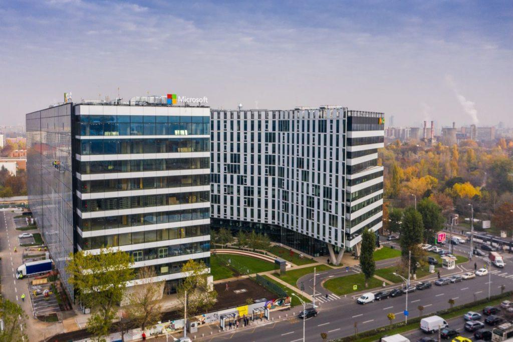 WELL Building Institute (IWBI) minősítéssel tarol a Skanska