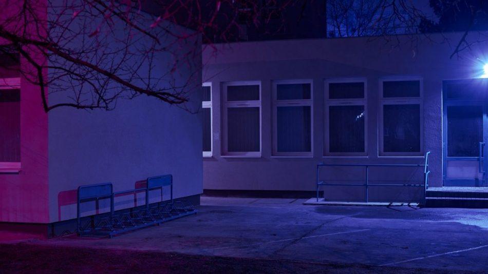 Misetics Mátyás fotósorozat: Az est színe