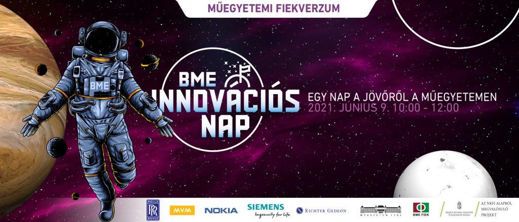 Lezajlott ügyfelünk, a BME-FIEK Innováció napi nagyrendezvénye